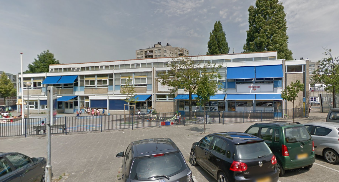 Agnes school te Rotterdam